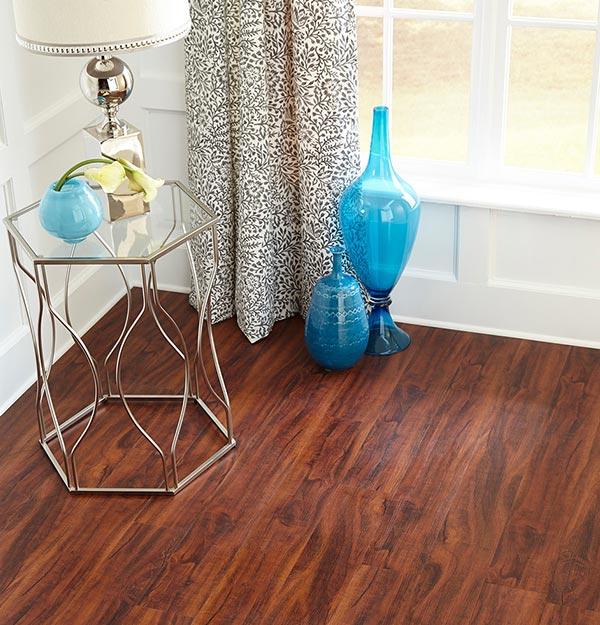 Premium luxury vinyl plank wellmade performance flooring for Evp flooring installation