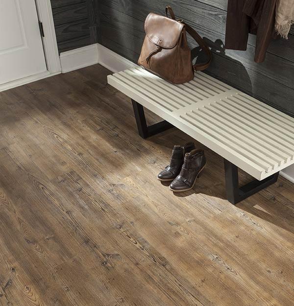 oak vinyl plank flooring   ourcozycatcottage